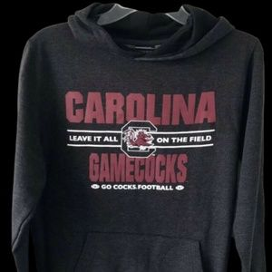 Carolina Gamecocks Colosseum Pullover Hoodie Youth